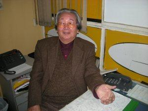 Kikushi san