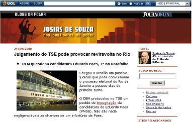 Blog do Josias - Clique na imagem para entrar!