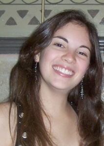 Mariana Mendes - Estudante do Colégio Apogeu