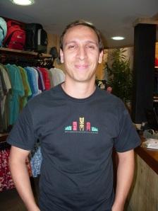 Fabiano Nascimento, supervisor