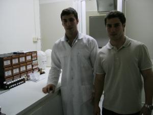 Os jovens Heitor e Renan já possuem sua pequena empresa