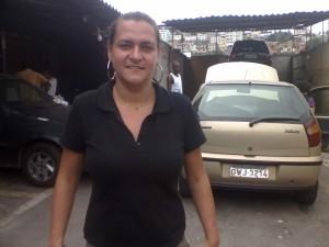 Simone Cristina Leite, empresária