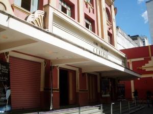 A obra de restauração do prédio foi orçada em R$ 2 milhões