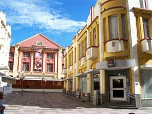 Em 26 de março o Cine-Theatro Central comemorou 80 anos – Foto : Reprodução
