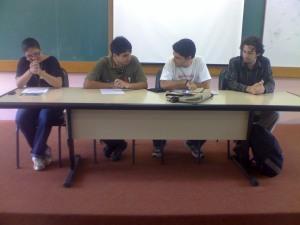 Mesa do Debate