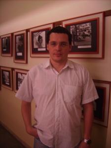 Diogo Tourino de Souza, cientista políttico da UFJF