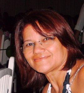 """Maria Aparecida Vieira frequentou curso de informática. """"Estou atualizada com o mundo"""""""