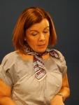 Cristina Musse, candidata à Coordenação