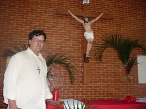 Padre Everaldo José Sales Borjes