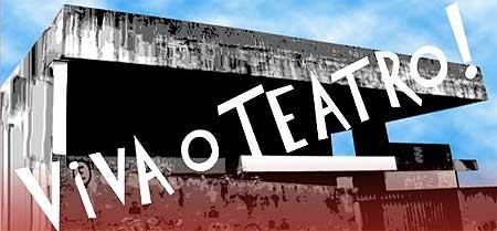 Campanha pela finalização do Teatro Paschoal Carlos Magno