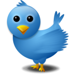 Mascote do Twitter