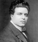 Músico Pietro Mascagni - imagem retirada do site operachic.com