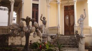 Entrada da Villa Iracema