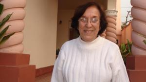 Neusa Rezende adquiriu a casa em 1984