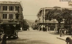 Rua Halfeld em 1930