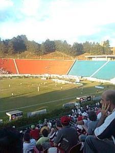 Estádio Municipal pode ser cenário de treinamentos de seleções