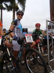 A ciclista Roberta Stopa