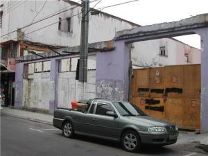 Local de construção do restaurante popular