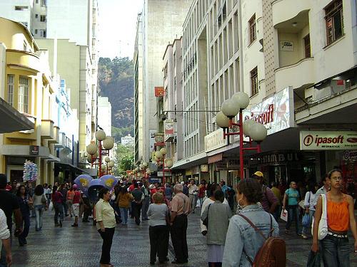 A cidade tem condições de se tornar um pólo atrativo para o turismo e eventos e negócios