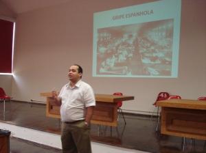 Dr. Rodrigo Daniel explicou tudo sobre a Gripe Suína e as maneiras de evitar a doença