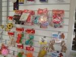 Brinquedos também movimento o mercado pet