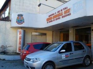 """Regional Leste, local das incrições para o """"JF Esporte e Cidadania""""."""