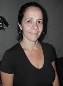 Mary Vilela, diretora e oganizadora do Festival de Dança