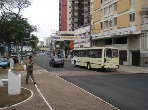 Pontos de ônibus: pivôs das confusões nas obras da avenida dos Andradas