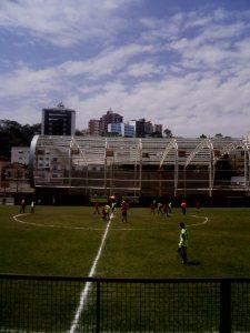 Chácara x Benfica