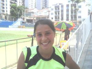 Gláucia Filgueiras, jogadora do Benfica