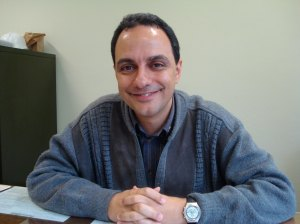 Júlio Teixeira, diretor da Faculdade de Engenharia e Arquitetura