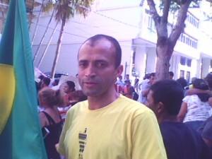 Mateus Xavier, coordenador da Patoral do Povo de Rua