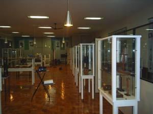 Reformado, o museu hoje tem acervo bastante completo a disposição dos visitantes