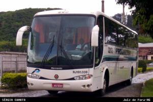 Ônibus só podem parar no Terminal Rodoviário