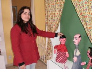 Rogéria Reis fala do teatro de mamulengos
