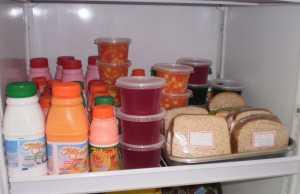 Iogurte, gelatina, salada de frutas e sanduíches naturais são apostas da cantina do João XXIII