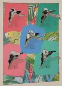 Christian Lapie - Paraíso Suíte, 1992 - Desenho / Pintura - FRANÇA