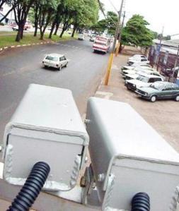 Radares: o maior vilão dos motoristas das grandes cidades