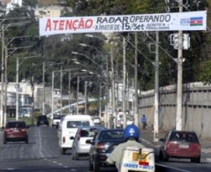 Radar na avenida Brasil: fábrica de multas ou prevenção de acidentes?