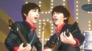 Interface e gráficos do jogo mantém um ótimo padrão e os personagens são semelhantes aos Beatles reais