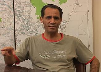 Vereador de Juiz de Fora, Wanderson Castellar (PT)