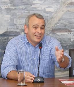 O deputado Júlio Delgado disponibilizou 3,5 milhões de reais em verbas